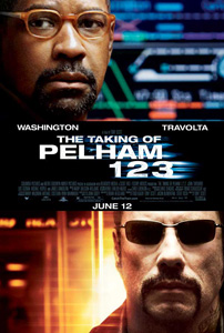 Pelham 123 movie poster